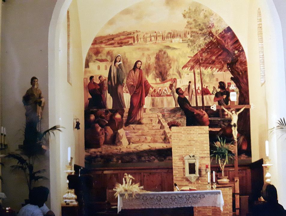 chiesa di Montefoscoli
