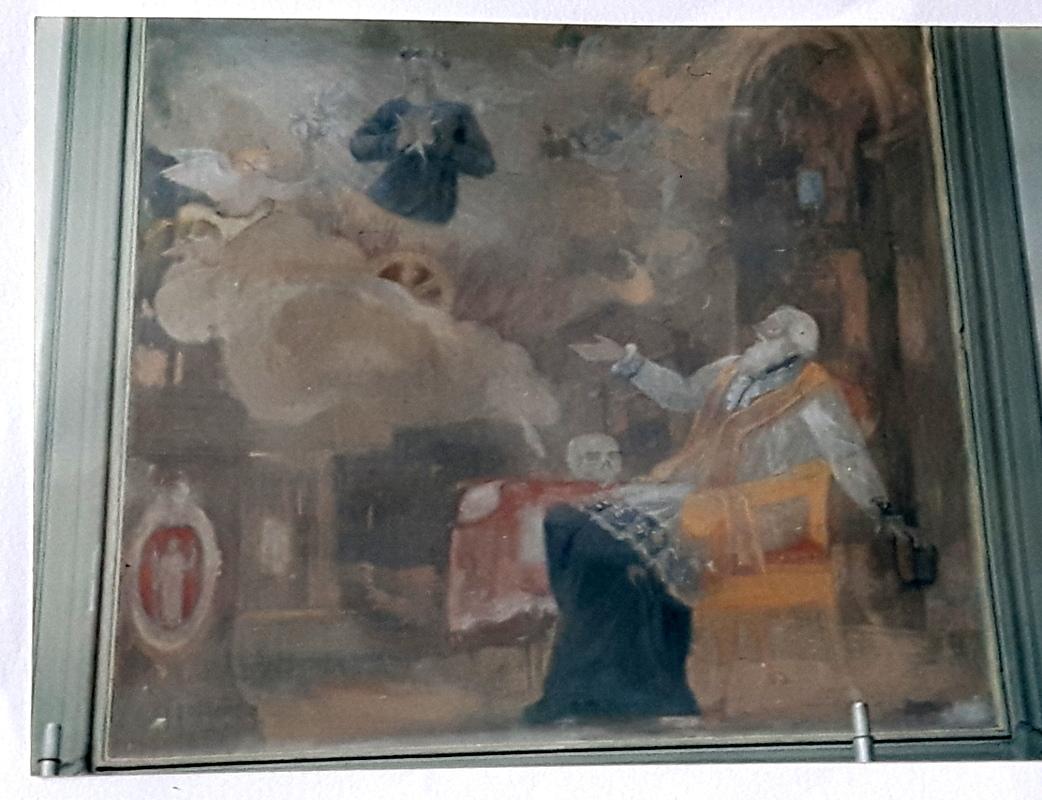restauro affresco 1 Chiesa Calcinaia (1)