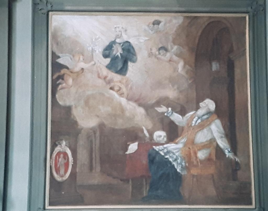 restauro affresco 1 Chiesa Calcinaia (4)