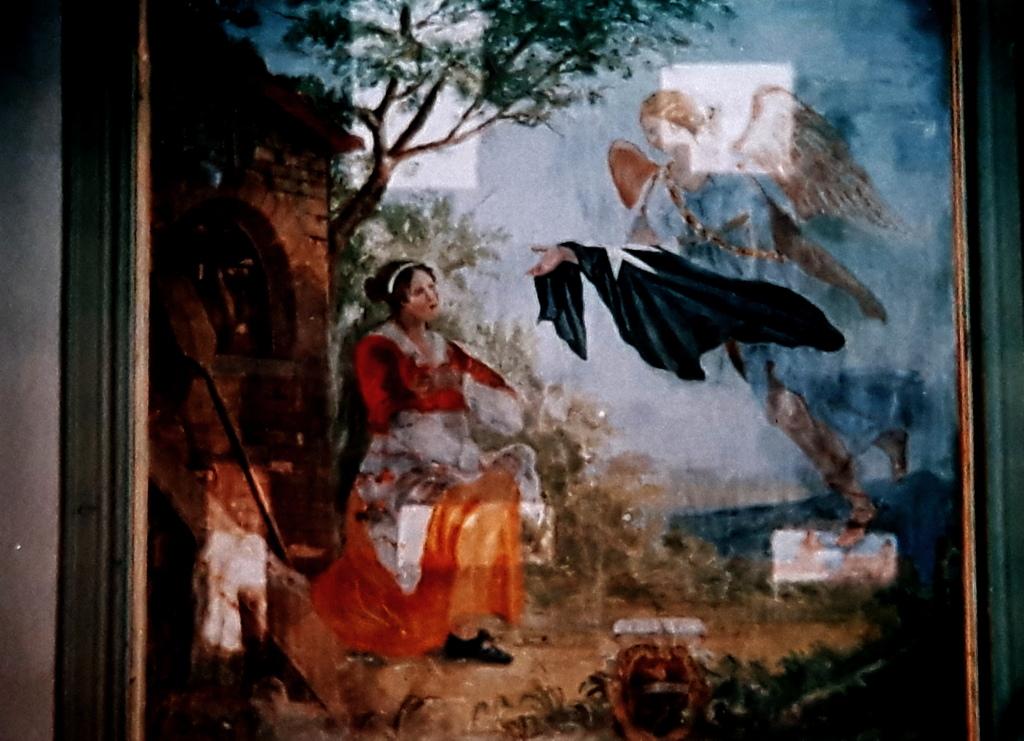 restauro affresco 2 Chiesa Calcinaia (2)