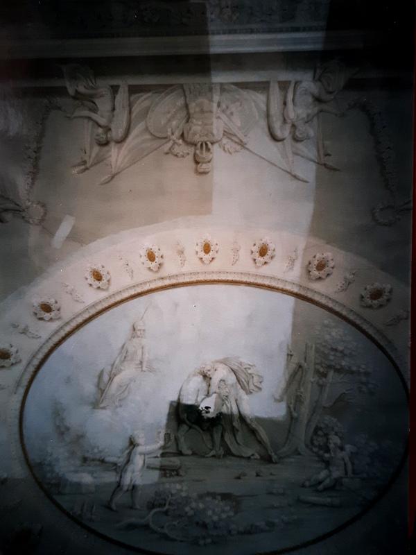restauro sala Antidirezione Scuola Normale Superiore (1)-Pisa