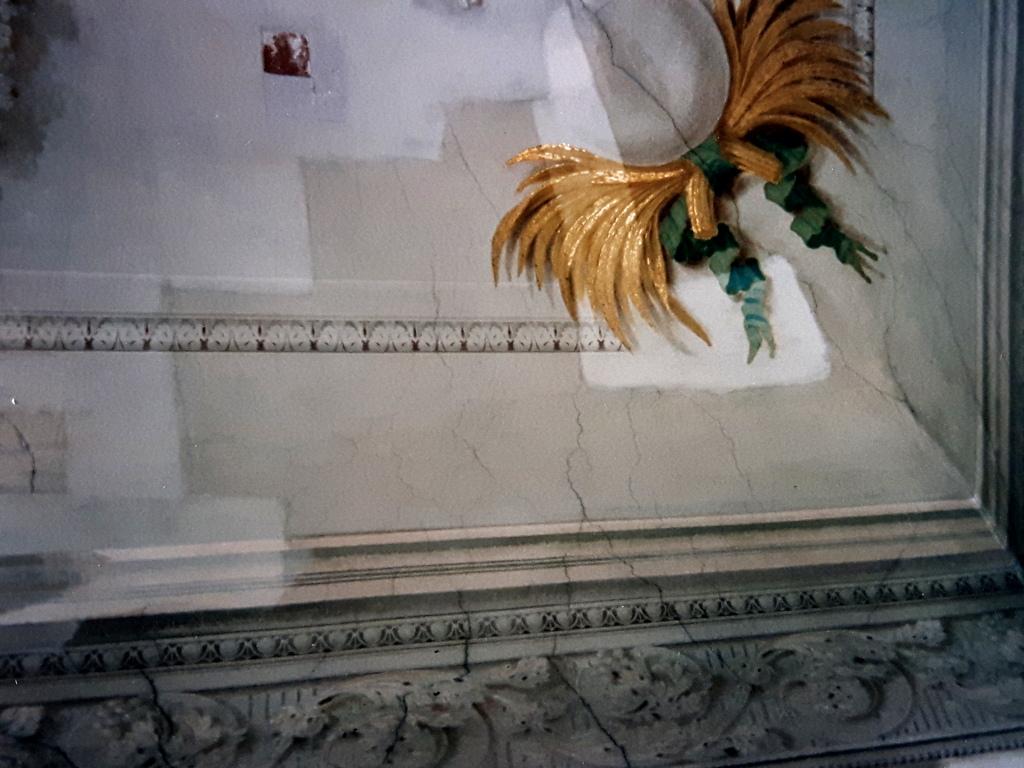 restauro sala Antidirezione Scuola Normale Superiore – Pisa (2)